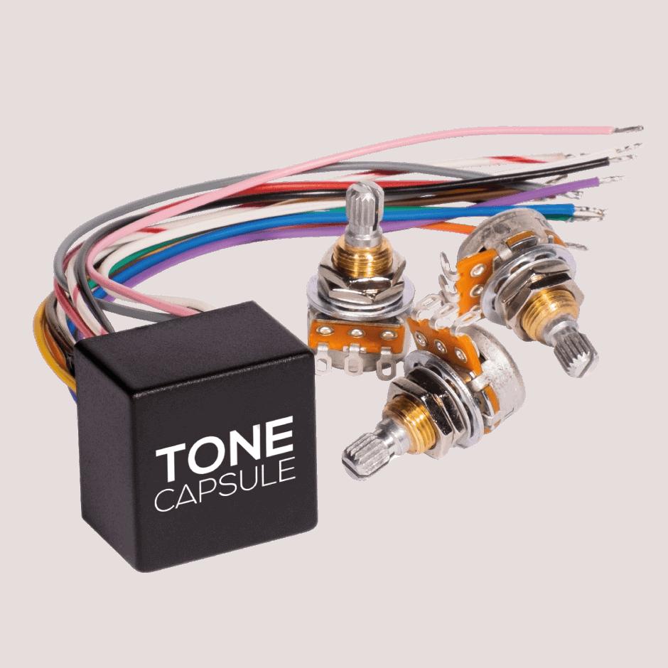 Darkglass Tone Capsule Bass Preamp