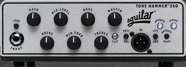 Aguilar Tone hammer 350 Bass Amp