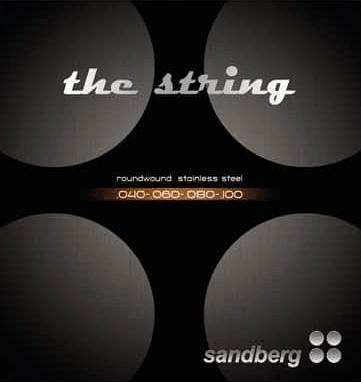 Sandberg Bass Strings 4-String (40-100)