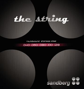 Sandberg Bass Strings 5-String (40-128)