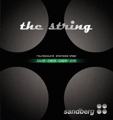 Sandberg Bass Strings 4-String (45-105)