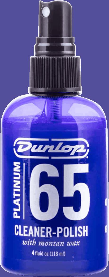 Dunlop Platinum 65 Cleaner-Polish