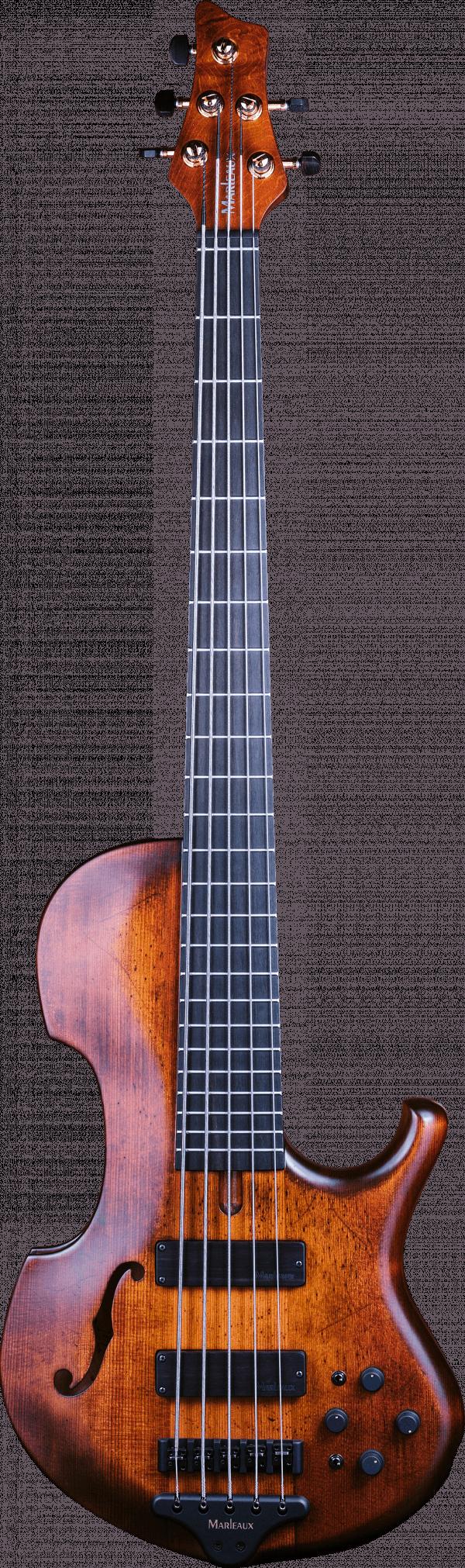 Marleaux Contra 5 Old Violin Color