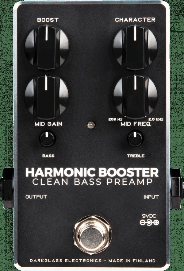 Darkglass Harmonic Booster 2.0 Clean Bass Preamp/Boost pedal