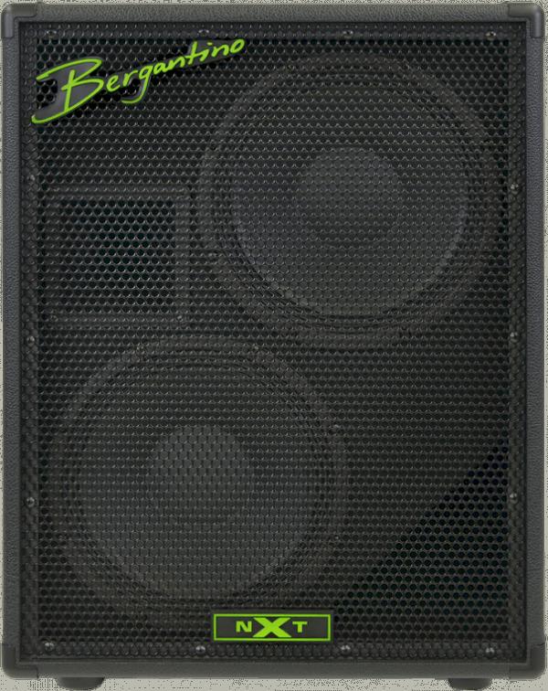 Bergantino NXT210 2x10 NXT-Series Bass Cabinet with Horn