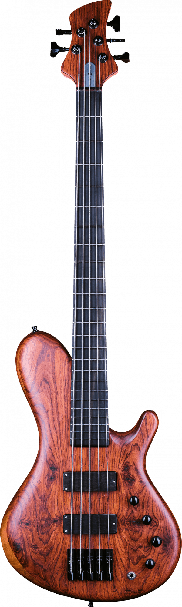 Roks Futura 5 With a Rosewood Top