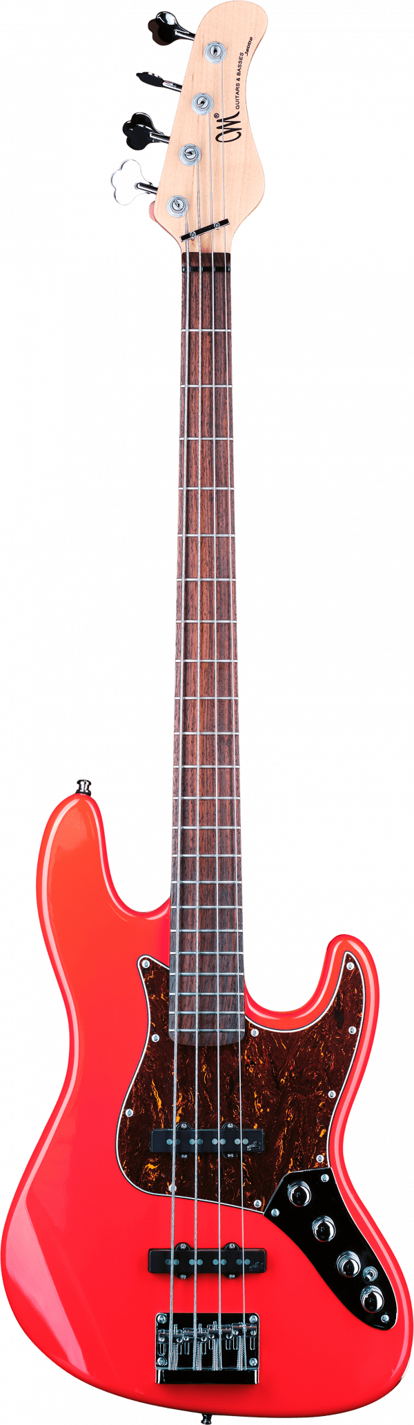 Mayones Jabba 4 Candy red (2017)