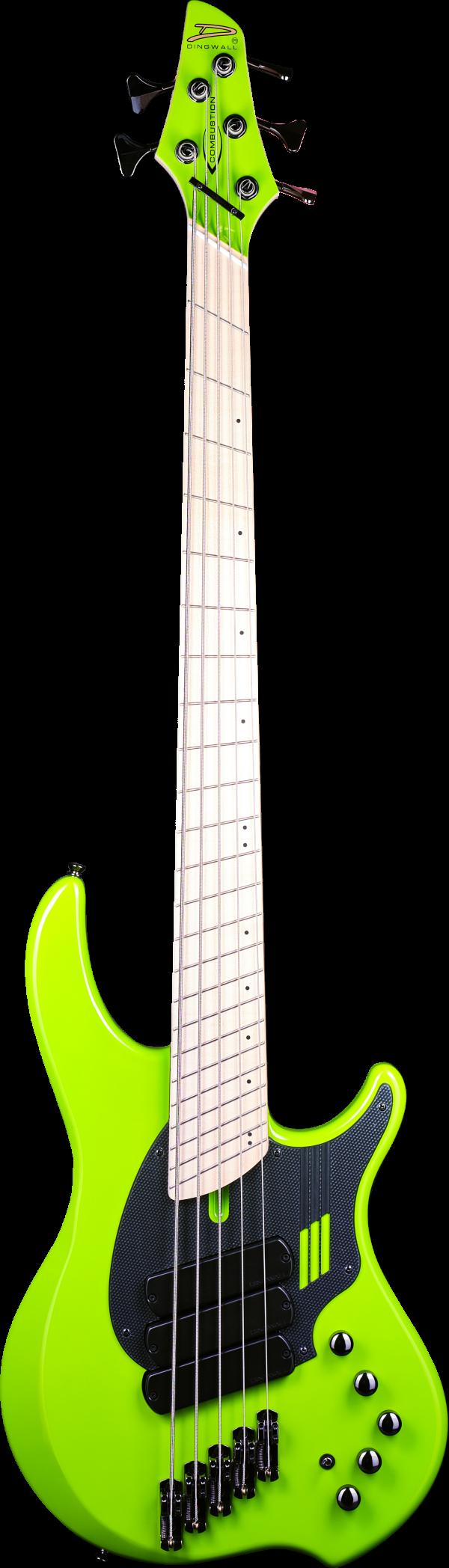 Dingwall NG3-5 Ferrari Green