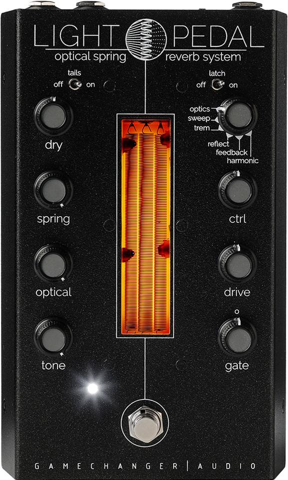Gamechanger Light Pedal